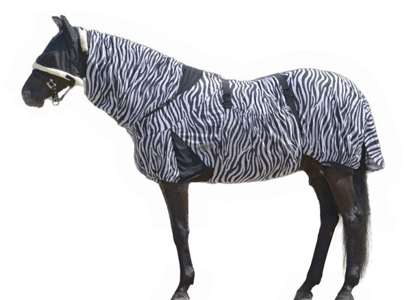 Ekzemerdecke Zebra Look